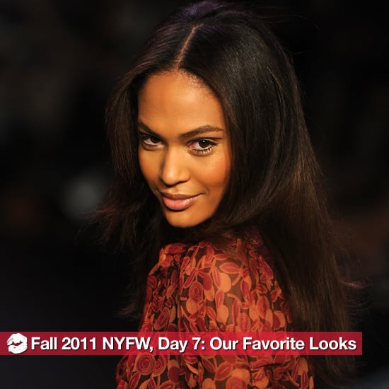 The Best Beauty Looks From Fall 2011 New York Fashion Week, Day Seven