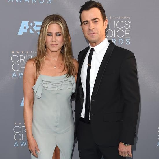 Jennifer Aniston's Dress at Critics' Choice Awards 2016