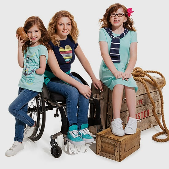 Tommy Hilfiger's Clothing For Children With Disabilities