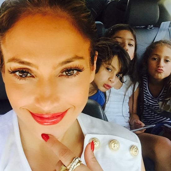 Jennifer Lopez's Best Family Pictures on Instagram
