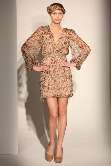 Fall 2011 New York Fashion Week: Erin Fetherston
