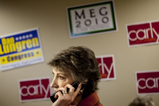 How Will Female Candidates Do in 2010 Midterm Election