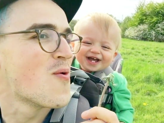 Tom Fletcher's Toddler Sees Dandelions for the First Time Ever, Has the Most Adorable Reaction: Video