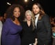 Even Oprah Winfrey wanted a piece of Jared during the SAGs — good thing his mom was there to keep things PG!