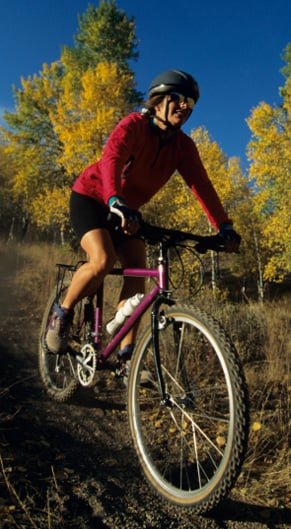 Bike Riding and Back Pain: Part One