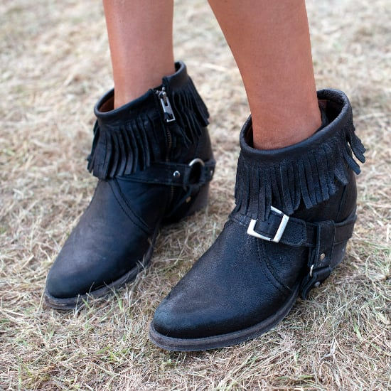 Fringe Shoes | 2014