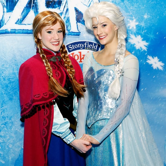 Disney on Ice's Frozen Opens in New York City