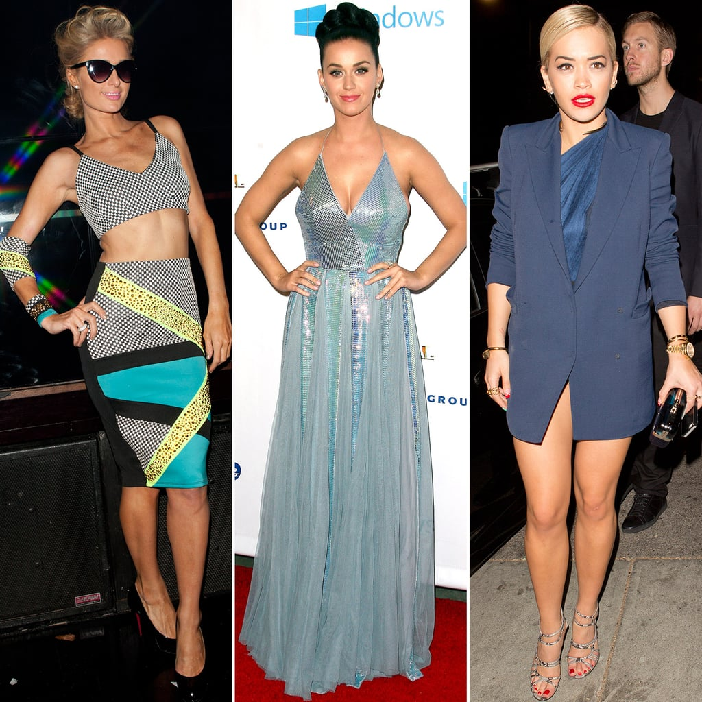 Stars Get Sexy For the Grammys After-Parties!