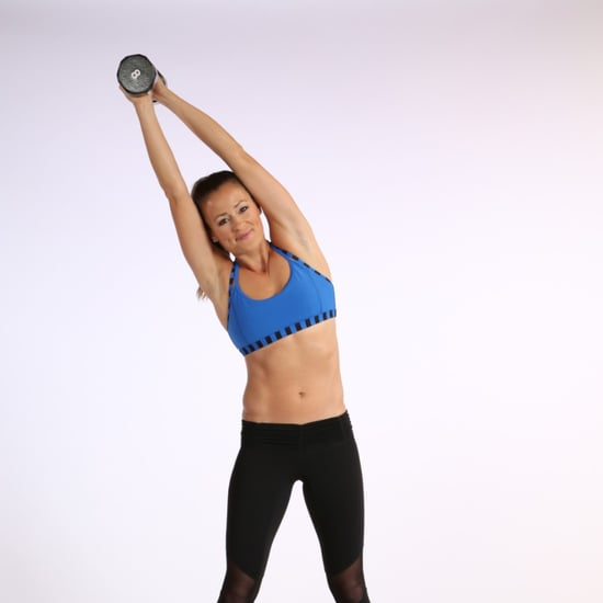 5-Minute Standing Ab Workout