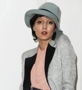 Irina Lazareanu Reveals Plans for a Clothing Line Called Rini by Irina