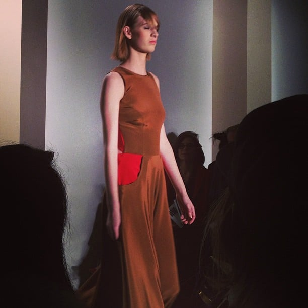 Sophie Theallet never disappoints with her sophisticated silhouettes.