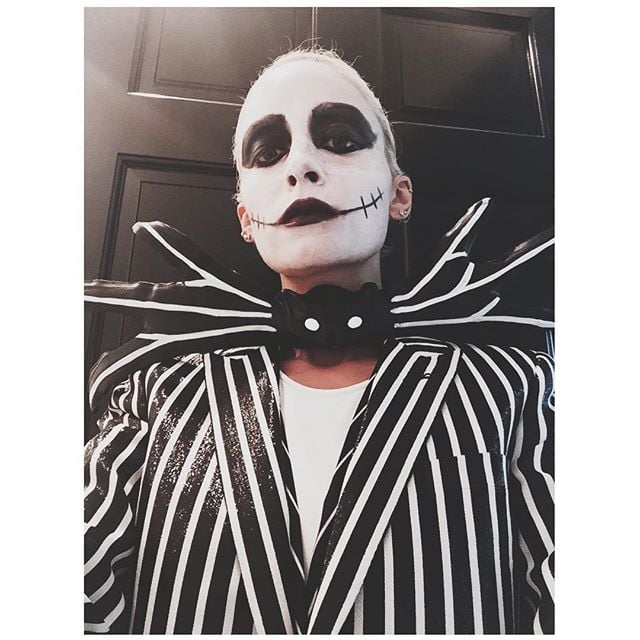 Nicole Richie as Jack Skellington