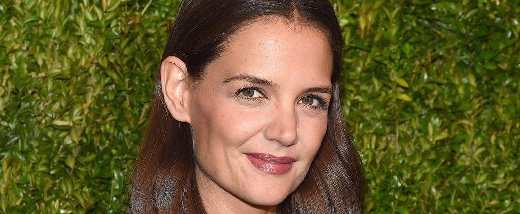 Katie Holmes Enjoys a Night Out on Daughter Suri Cruise's Birthday