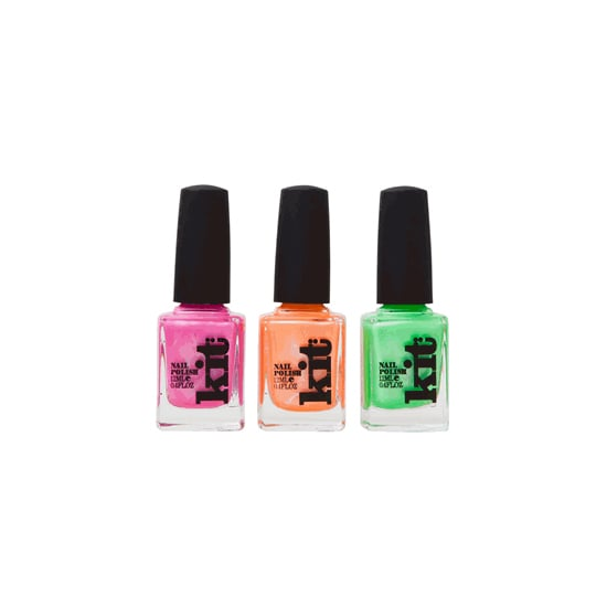 Kit Cosmetics Christmas Candy Nail Polish Collection, $15.95 each