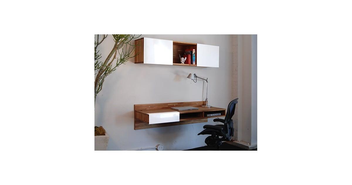 Crave Worthy Mash Studios Lax Wall Mounted Desk