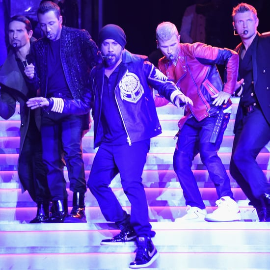 Backstreet Boys Perform at the H&M Fashion Show | Video