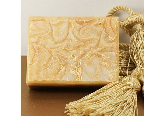 Sparkly Soap