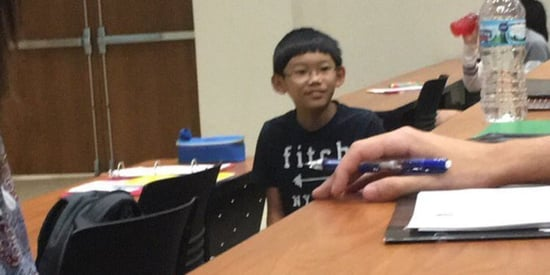11-Year-Old Taking College Courses Makes You Question Your Life Decisions