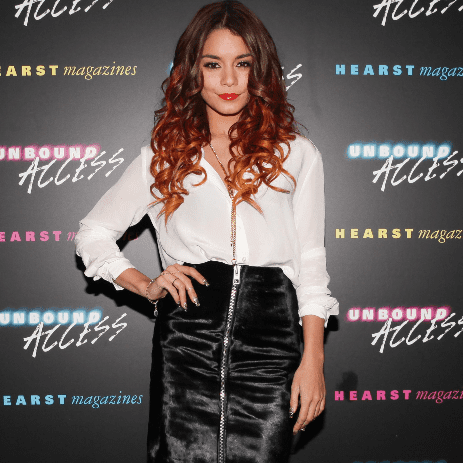 Vanessa Hudgens Outfit at Unbound Access Party
