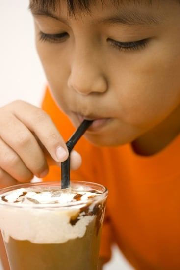 Does Your Kid Kick-Start Their Day With Coffee?