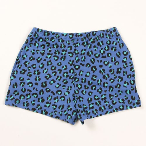 Patterned Shorts For Little Girls