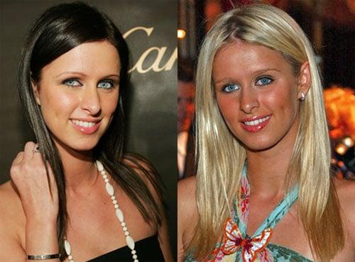 Do You Like Nicky Hilton Better as a Blonde or a Brunette?
