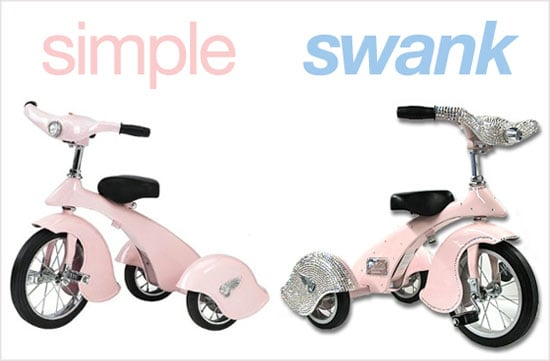 Retro Pink Tricycles