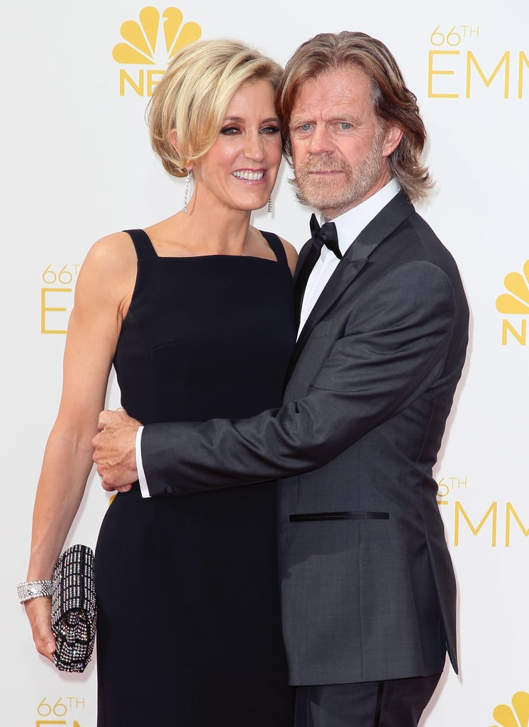 William H. Macy Lost at the Emmys but Won With Felicity Huffman