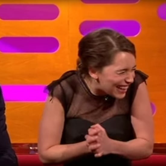 Emilia Clarke Matt LeBlanc on Graham Norton 2016