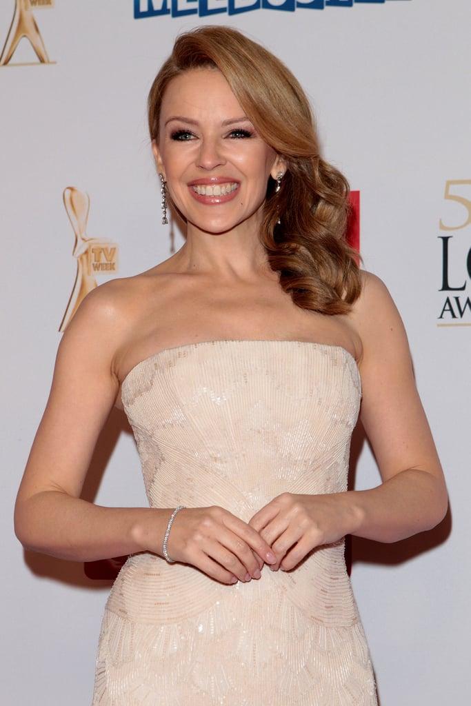 2014: Kylie Minogue