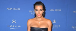 We Won't Blame You If You Can't Take Your Eyes Off Kim Kardashian's Latest Vegas Appearance