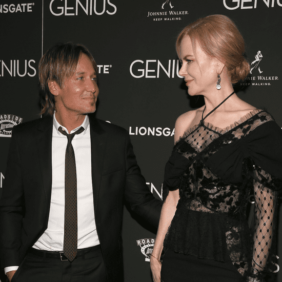 Nicole Kidman and Keith Urban at Genius Premiere June 2016