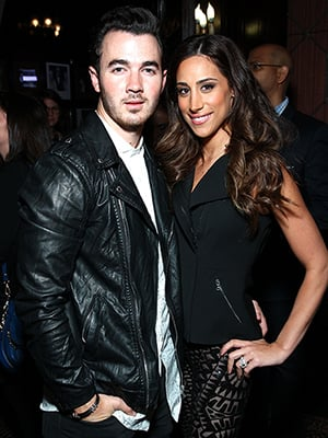 Nuts or No Nuts? Kevin and Danielle Jonas Reveal Sex of Their Second Child