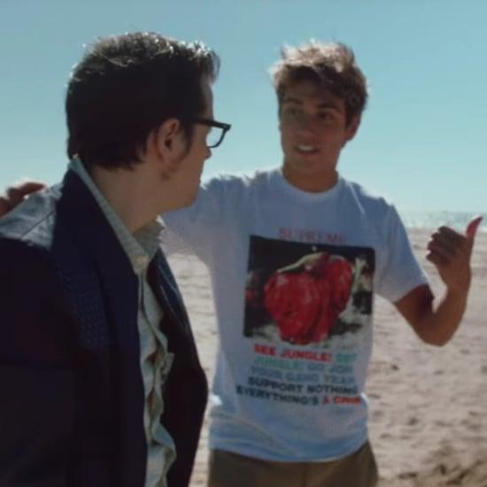 "Weezer's ""California Kids"" Video With Damn Daniel"