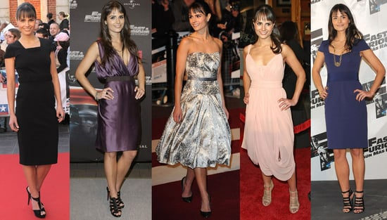 Which Jordana Brewster Fast & Furious Premiere Look Is Most Fab?