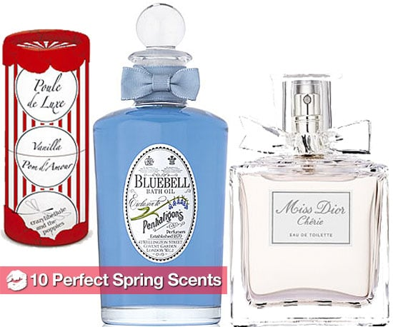 Best Perfumes for Spring