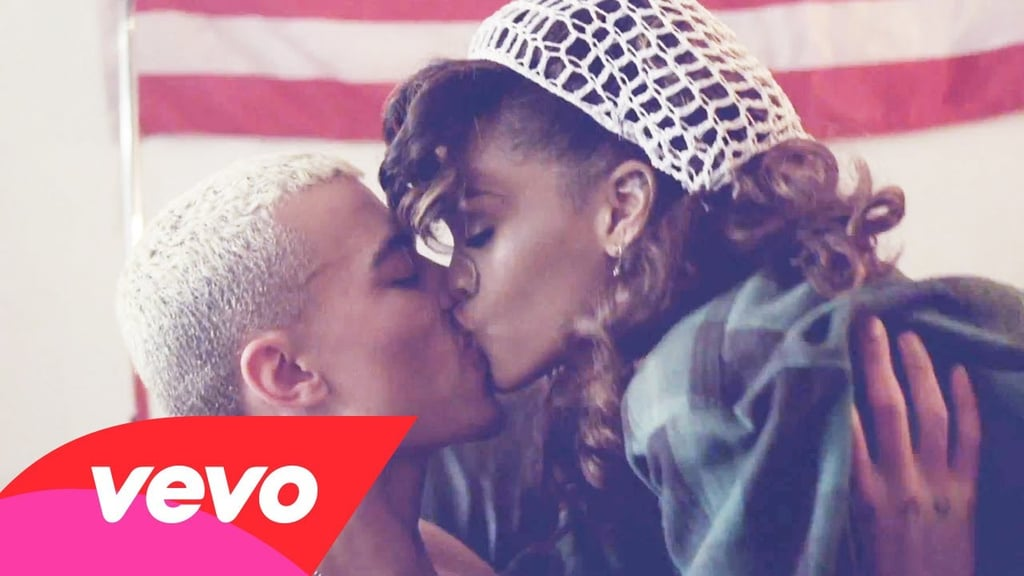 """We Found Love"" by Rihanna featuring Calvin Harris"
