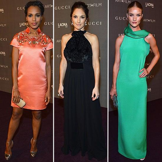 Best Dressed at LACMA Art & Film Gala