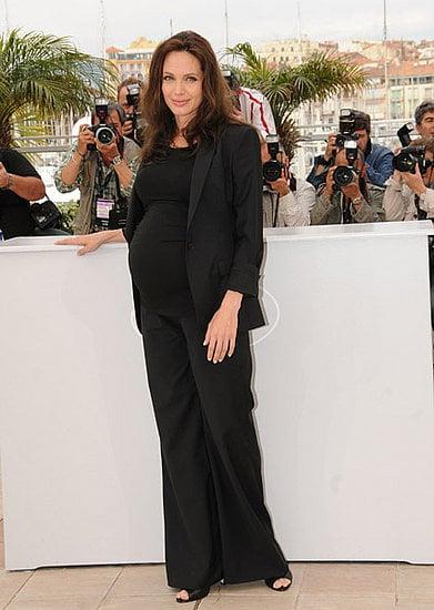 Angelina Unbuttoned