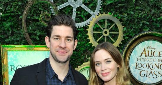 Emily Blunt and John Krasinsky Welcome Baby Violet