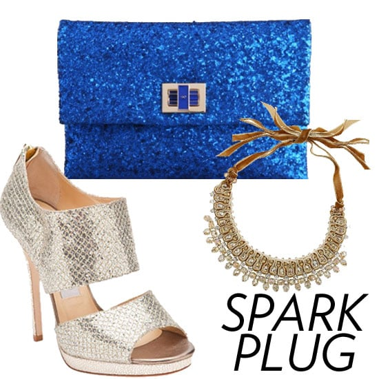 Shimmery Accessories For a Jazzed-Up Holiday Look