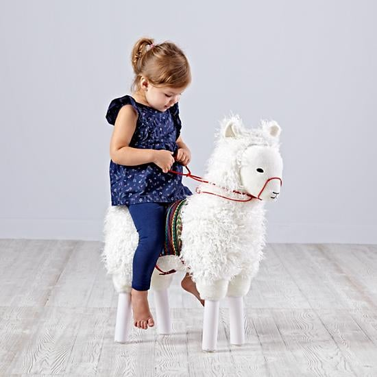 For 3-Year-Olds: Larry the Llama Ride-On