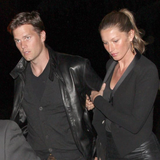 Gisele and Tom Step Out on Oscars Weekend