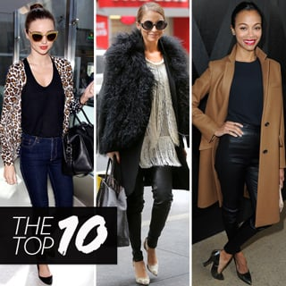 Best Dressed Celebrities: Nicole Richie, Miranda Kerr Style