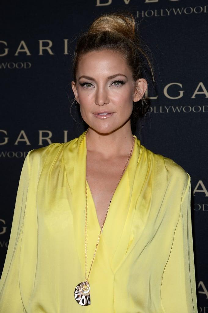 Kate Hudson at Bulgari's Oscar Party