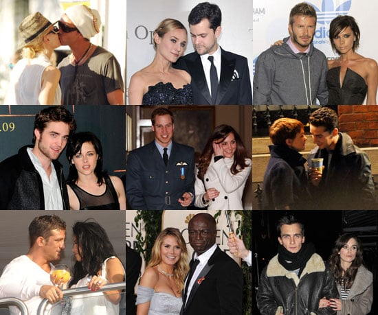 Roundup Of The Week's Biggest Celebrity and Entertainment News Stories Including Valentine's Day Couples Robert and Kristen