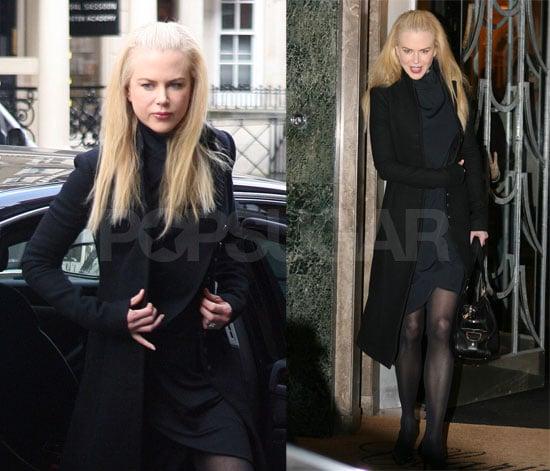 Nicole Kidman in London