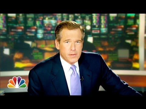 Brian Williams Rapping Snoop Dogg