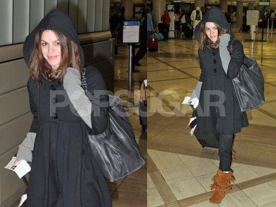 Little Rachel Riding Hood