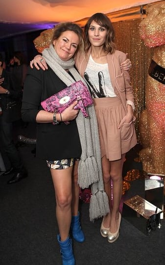 Photos from Mulberry's London Fashion Week Party